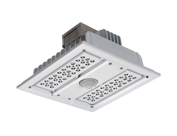 304™ Series Recessed Canopy | Cree Canada | Commercial u0026 Industrial LED Lighting  sc 1 st  Cree Canada : recessed canopy lighting - memphite.com