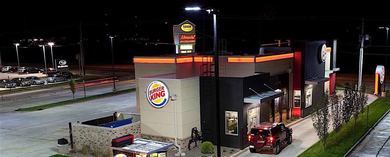 Burger King Cree Edge Application