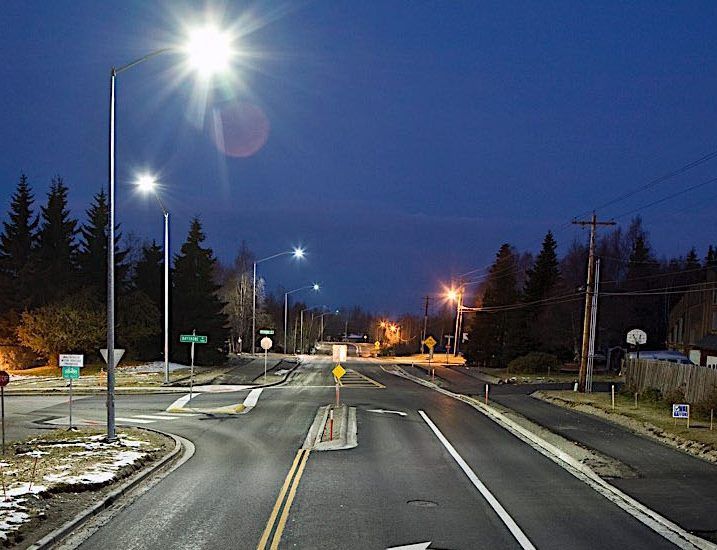 city of anchorage cree canada commercial industrial led lighting