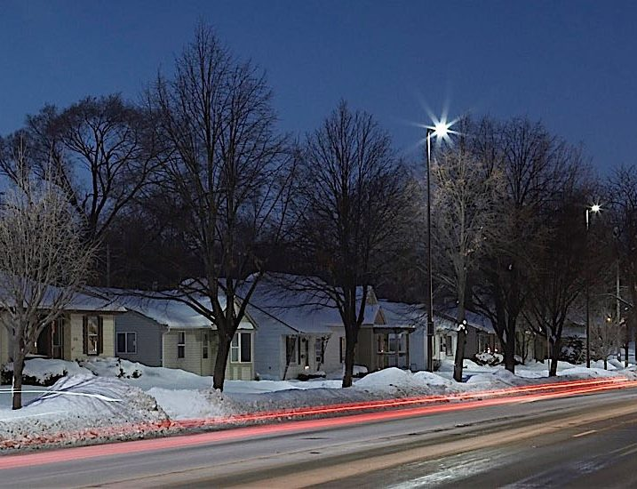 Certified Auto Sales >> City of Kenosha | Cree Canada | Commercial & Industrial LED Lighting