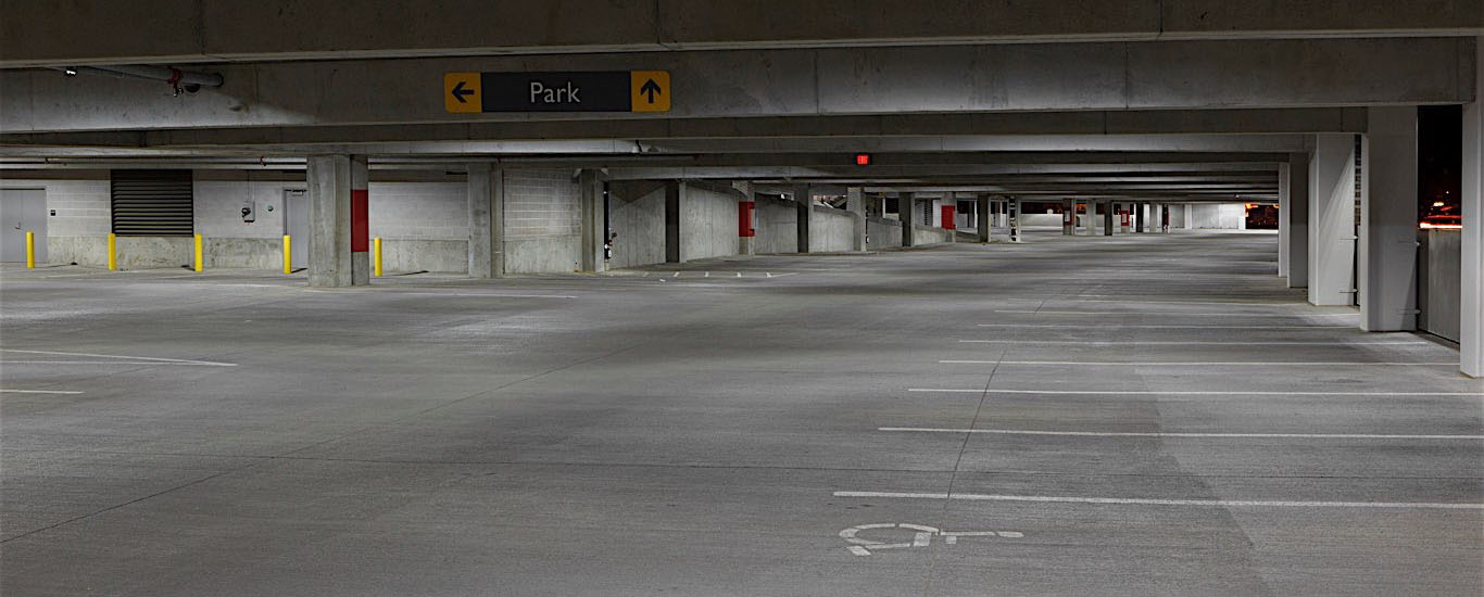 I-35W Park and Ride Lots and Structure