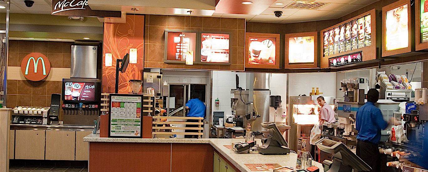 McDonald's<sup>®</sup> – The Richards Advantage