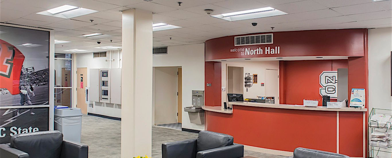 North Carolina State University – North Hall