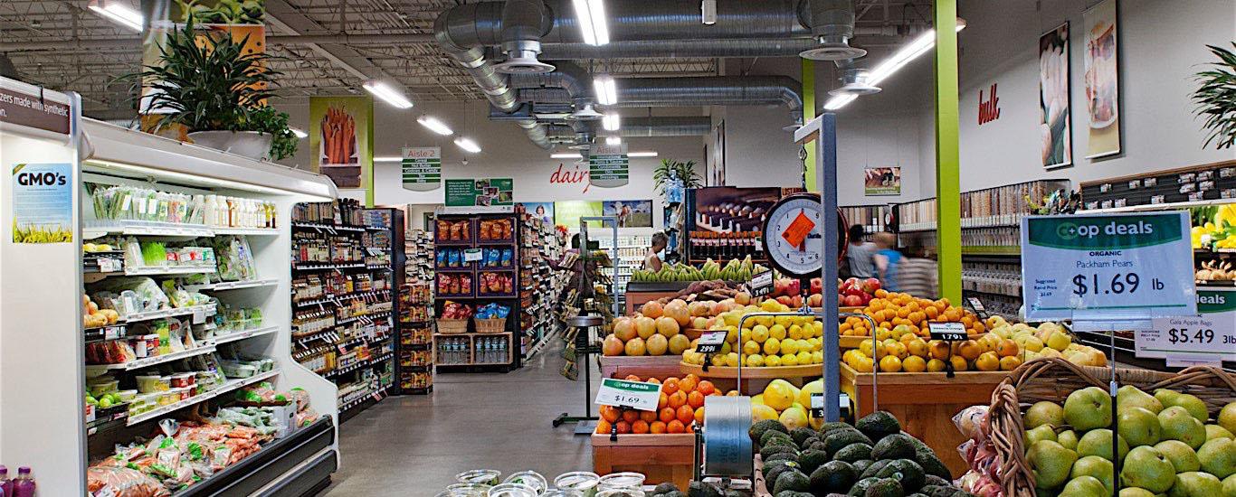 New Leaf Market