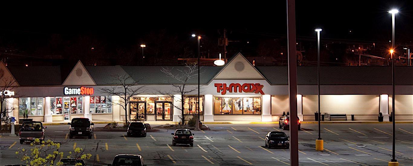 T.J.Maxx Shopping Plaza