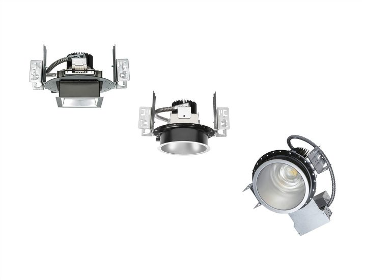 KR Series Downlights Family