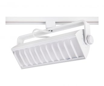 Essentia Series Wall Wash Small Track Head