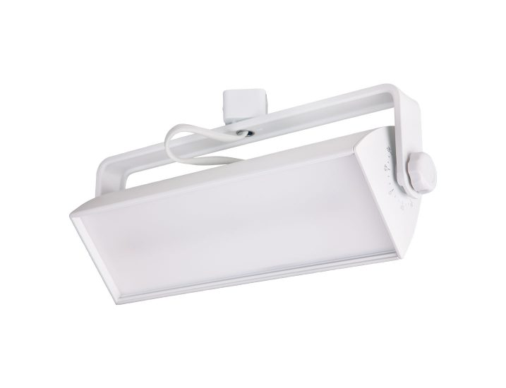 Essentia® Series LED Wall Wash Track Head