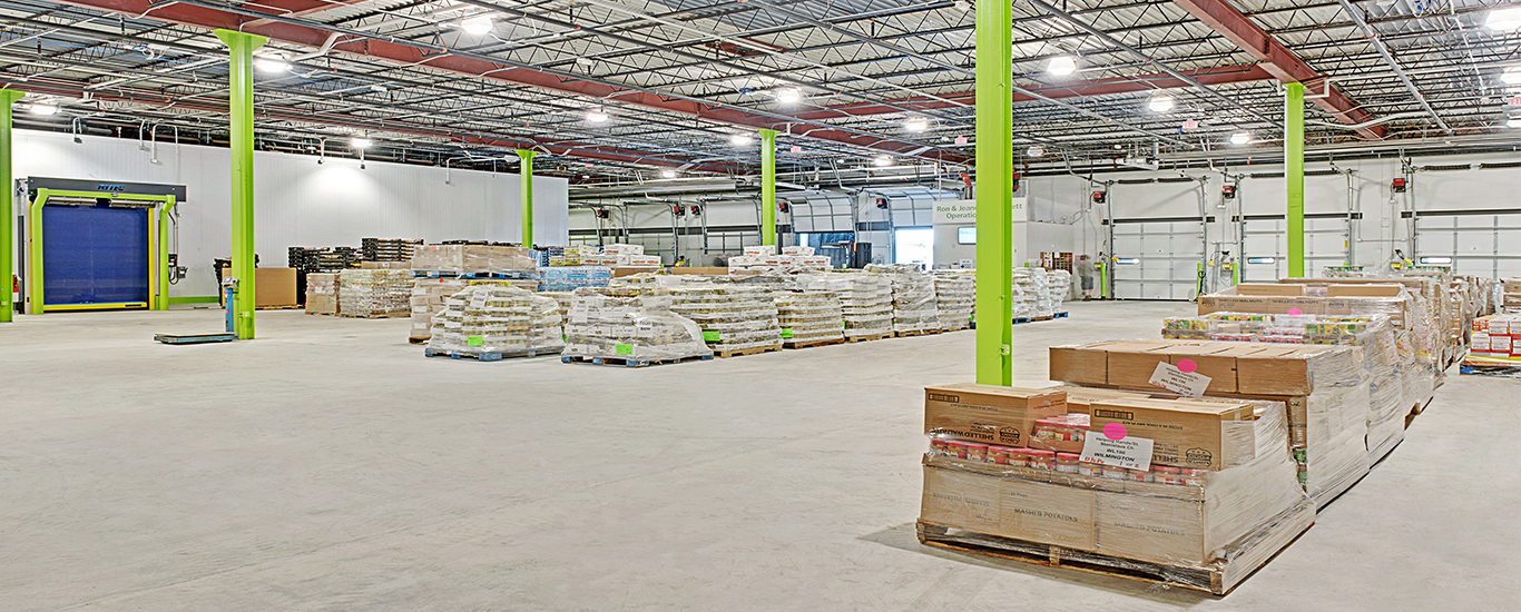 The Food Bank of Central & Eastern North Carolina