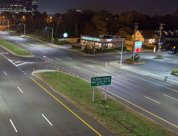 Town of Hempstead, NY XSP Street Light Application