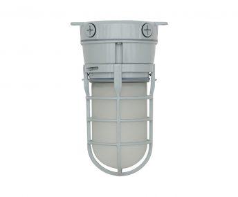C-VT-B-SMCL C-Lite Grey Ceiling Mount Vapor TIght
