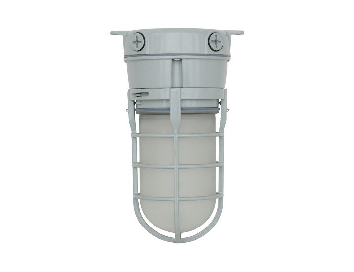 C-VT-B-SMCL C-Lite Grey Ceiling Mount Vapor TIght