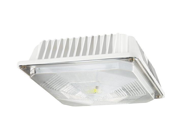C-CP-A-SQ-30L/-49L White C-Lite Canopy