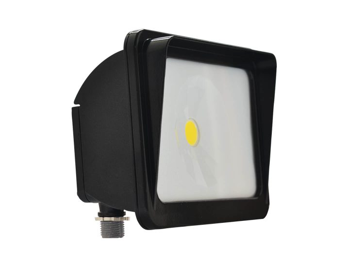 C-FL-A-RC-2L Dark Bronze Compact Floodlight