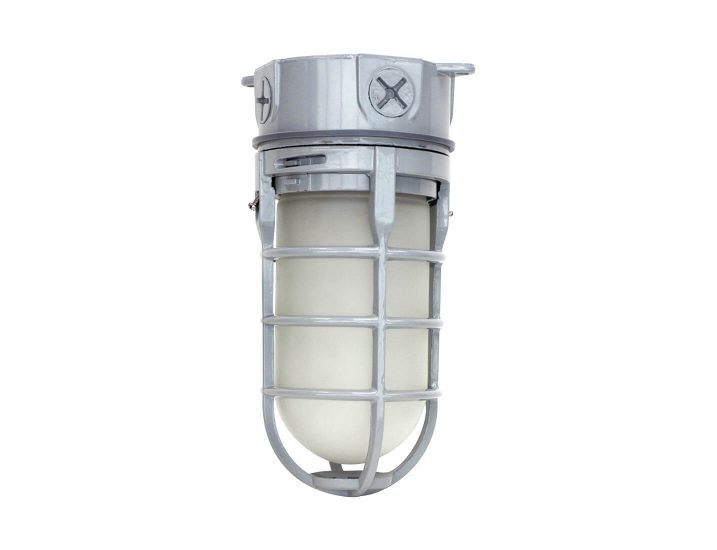 C-VT-A-SMCL-9L Grey C-Lite Small Ceiling Mount Vapor Tight