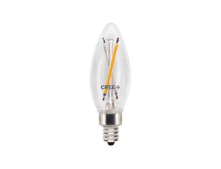 B11 Professional Series Candelabra 25W Bulb