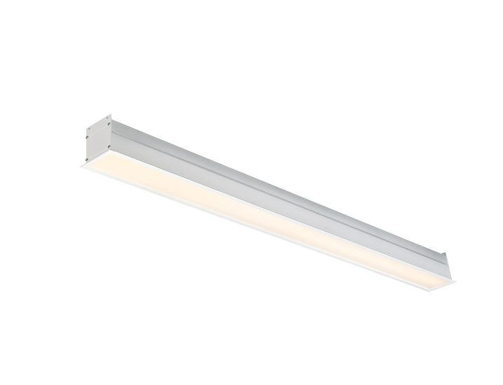 Stylus Recessed 4ft. Linear Luminaire
